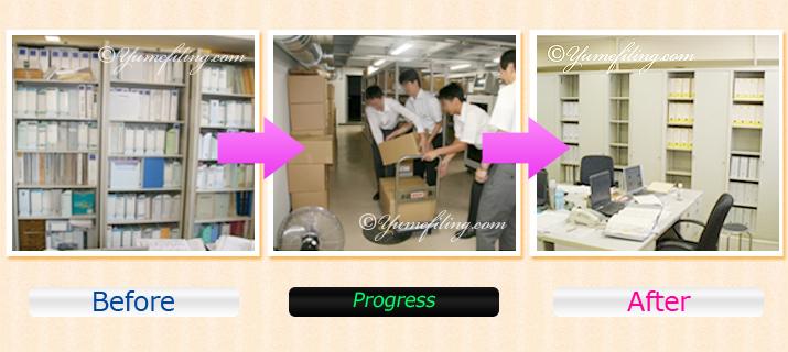 写真事例6Bfore&Progress&After